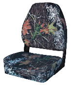 Wise High-Back Fold-Down Seat (Mossy Oak Breakup)