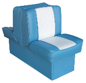 Wise Lounge Seat (Light Blue/White)