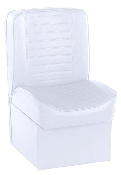 Wise Economy Jump Seat (White)