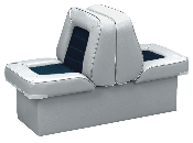 Wise Deluxe Lounge Seat (Grey/Navy)