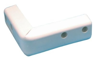 Dock Edge ProTect Corner Dock Bumper