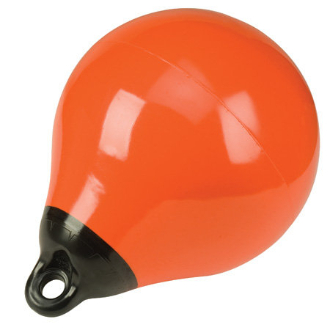 Taylor Made Tuff End Inflatable Vinyl Buoys 15""