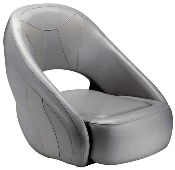 Attwood Avenir Sport Full Upholstered Seat (Grey/Grey)