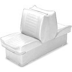 Wise Economy Lounge Seat (White)